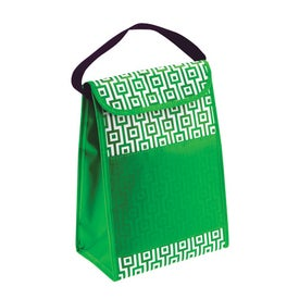 Printed Nexus Lunch Sack