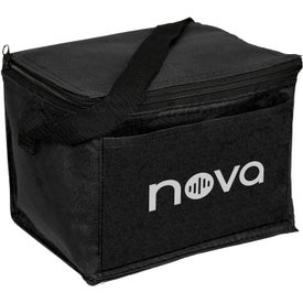 Non Woven 6 Pack Cooler Lunch Bag