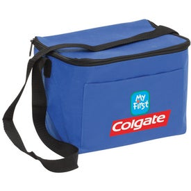 Non Woven 6 Pack Bag Imprinted with Your Logo