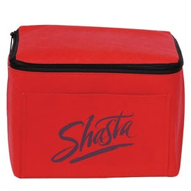 Non Woven 6 Pack Bag for Marketing