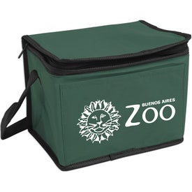 Non-Woven 6-Pack Cooler Giveaways