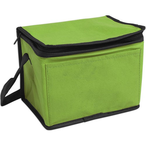 6 Pack Cooler ~ Non woven pack cooler promotional coolers ea