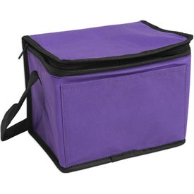 Non-Woven 6-Pack Cooler Imprinted with Your Logo