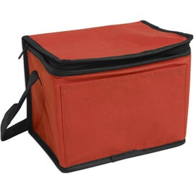 Non-Woven 6-Pack Cooler with Your Logo