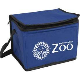 Promotional Non-Woven 6-Pack Cooler