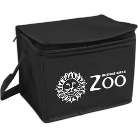 Monogrammed Non-Woven 6-Pack Cooler