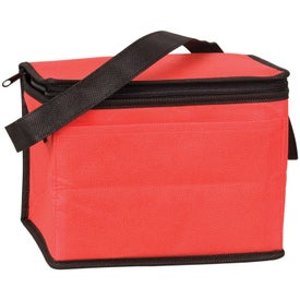 Non Woven Cooler Bag Imprinted with Your Logo
