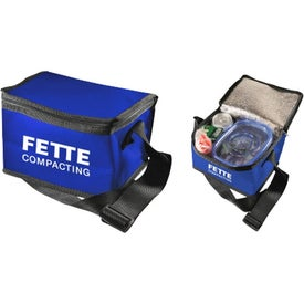 Non-Woven Insulated Cooler with Your Logo