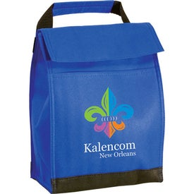 Non Woven Insulated Lunch Bag with Your Slogan