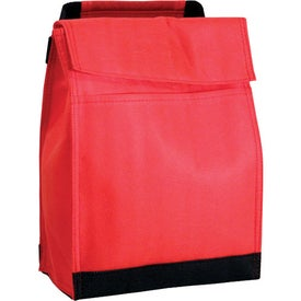 Non Woven Insulated Lunch Bag for Advertising