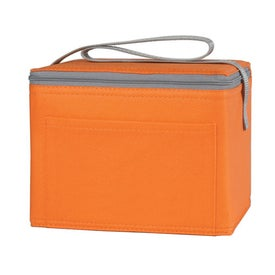 Non Woven Six Pack Kooler Bag for your School