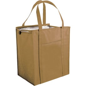 Non Woven Large Insulated Bag Branded with Your Logo
