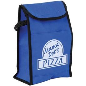 Logo Non Woven Lunch Sack Cooler
