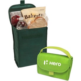 Custom Non-Woven Foldable Lunch Bag
