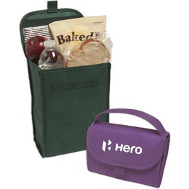 Non-Woven Foldable Lunch Bag for Marketing