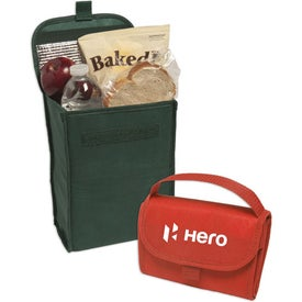 Non-Woven Foldable Lunch Bag for Advertising