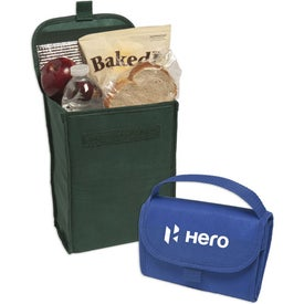 Non-Woven Foldable Lunch Bag for Your Church