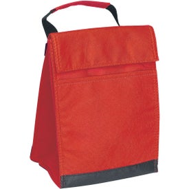 Imprinted Non-woven Insulated Lunch Bag