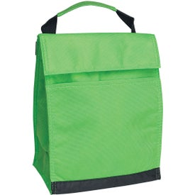 Personalized Non-woven Insulated Lunch Bag