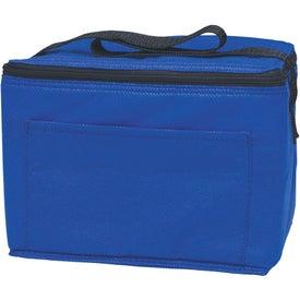 Advertising Non-Woven Insulated 6-Pack Kooler Bag