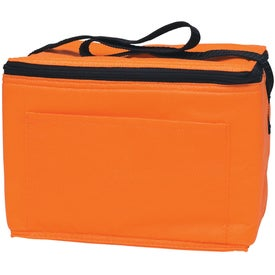 Non-Woven Insulated 6-Pack Kooler Bag Branded with Your Logo