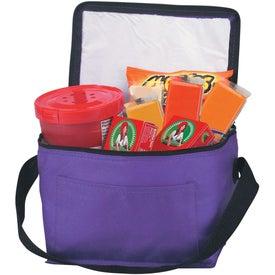 Branded Non-Woven Insulated 6-Pack Kooler Bag