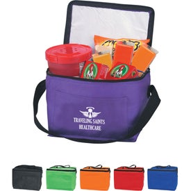 Non-Woven Insulated 6-Pack Kooler Bag