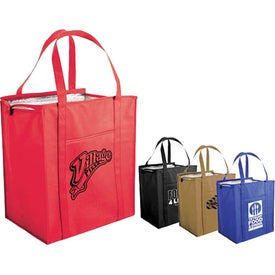 Non Woven Large Insulated Bag with Your Logo