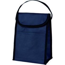 Imprinted Non Woven Lunch Bag