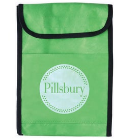 Non Woven Lunch Sack Cooler with Your Slogan