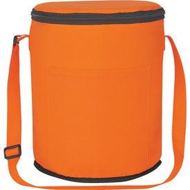 Company Non-Woven Round Kooler Bag