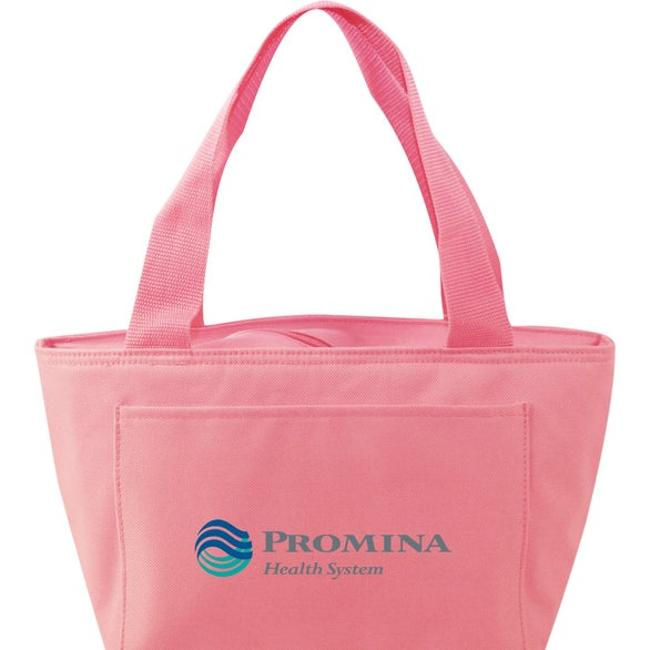 Light Pink Bag Cooler