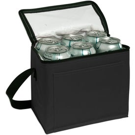 Company Nylon 6-Pack Cooler
