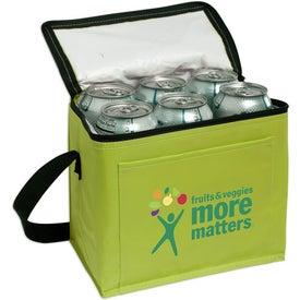 Nylon 6-Pack Cooler Giveaways