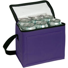 Nylon 6-Pack Cooler for your School