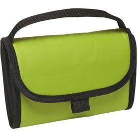 Monogrammed Nylon Foldable Lunch Bag