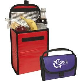 Nylon Foldable Lunch Bag for Marketing