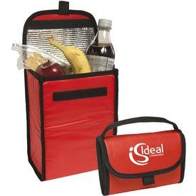 Advertising Nylon Foldable Lunch Bag