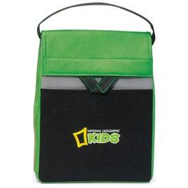 Custom Olympus Foldable Lunch Cooler
