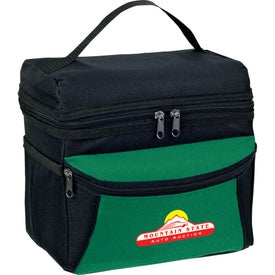 On The Go Lunch Bag Imprinted with Your Logo