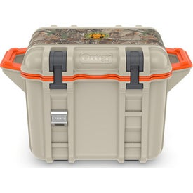 Otterbox Venture Cooler (Camouflage Tan with Orange)