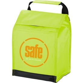 Out To Lunch Cooler Bag Imprinted with Your Logo