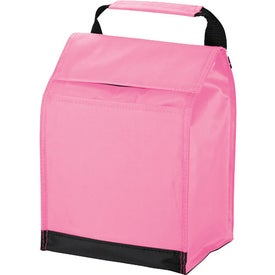 Out To Lunch Cooler Bag Printed with Your Logo