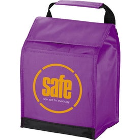 Personalized Out To Lunch Cooler Bag