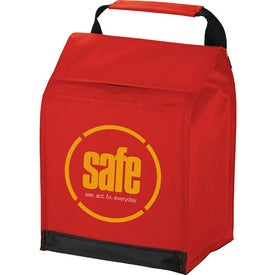 Out To Lunch Cooler Bag for Marketing