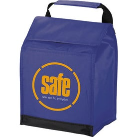 Out To Lunch Cooler Bag for Advertising