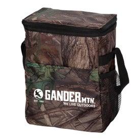 Outdoor Camo 12 Pack Cooler