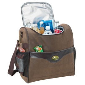 Out of Africa Large Cooler Bag Imprinted with Your Logo
