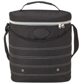 Oval Cooler Bag with Shoulder Strap for your School