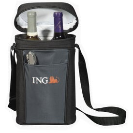 Pacific Trail Wine Tote Cooler for Your Organization